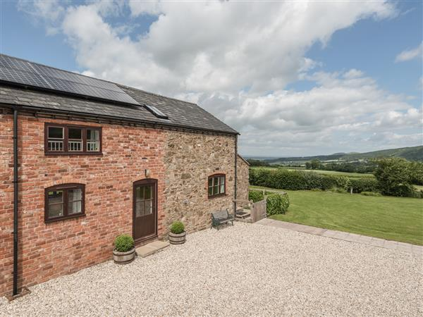 Hope Hall Barn from Sykes Holiday Cottages