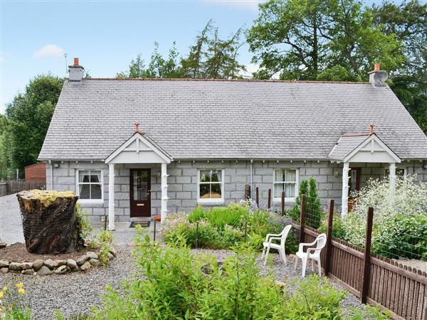 Horsechestnut Cottage in Aberdeenshire