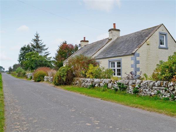 Horsepark Cottage in Kirkcudbrightshire
