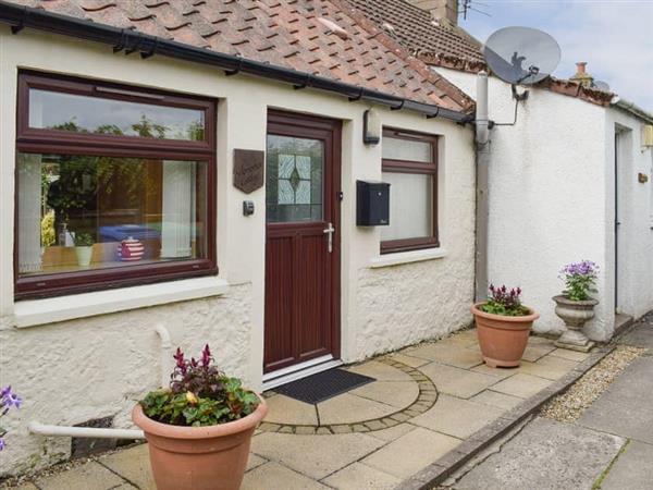 Horseshoe Cottage in Fife
