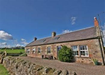 Horseshoe Cottage in Berwickshire