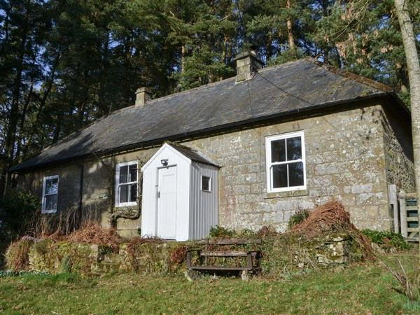 Horsley Cottage in Northumberland