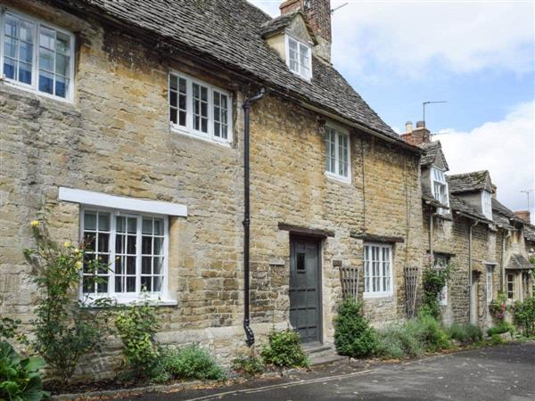 Hound Cottage in Oxfordshire