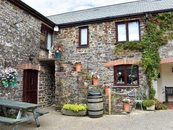 Houndapitt Holiday Cottages - Otters Holt in Cornwall