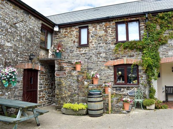 Houndapitt Holiday Cottages - Squirrels Hollow in Cornwall