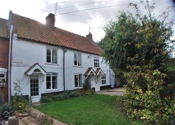 House Martins Cottage in Norfolk