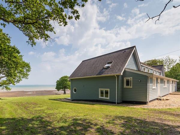 House On The Beach in Isle of Wight