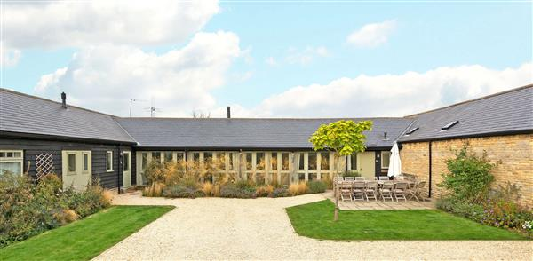 Hoxton Barn in Oxfordshire