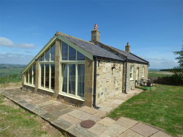 Humbleton Cottage in Northumberland