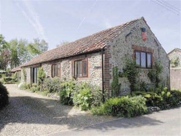 Hunt Cottage in Norfolk
