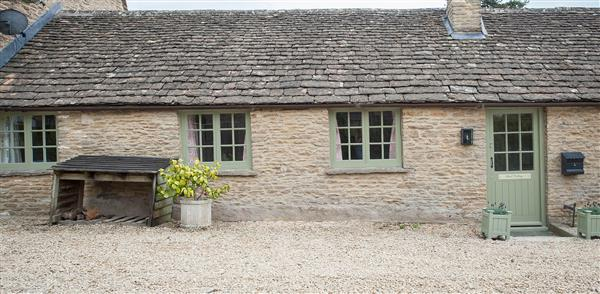 Hunt Cottage in Wiltshire