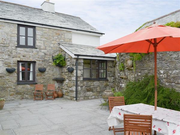 Hurlers Cottage in Cornwall