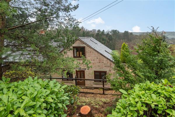 Hurst Cottage in Staffordshire