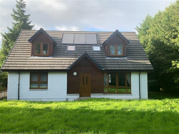 Ichrachan Estate - Autumn House, Taynuilt, Argyll