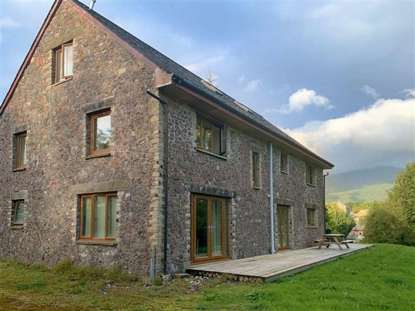 Ichrachan Estate - Stone Villa in Taynuilt, Argyll