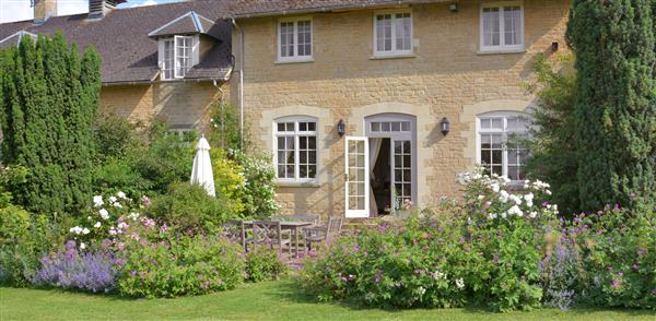 Icomb Cottage in Oxfordshire