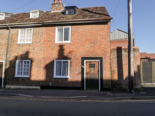 Inglenook Cottage in Salisbury, Wiltshire