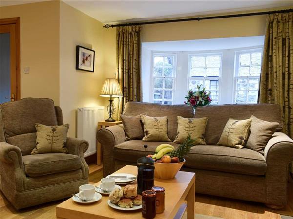 Inn Cottage in Clackmannanshire