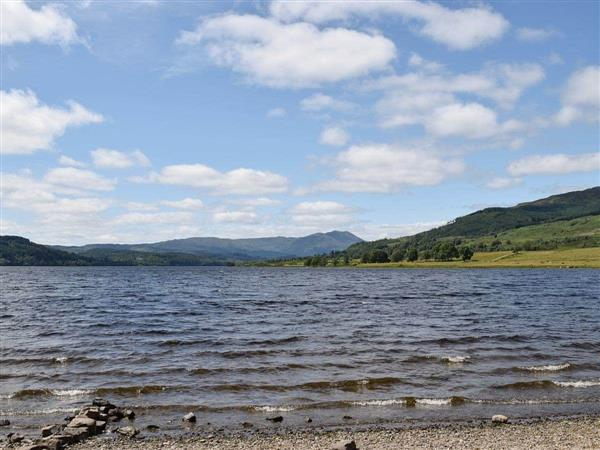 Invertrossachs Country House - Leny Apartment in Perthshire