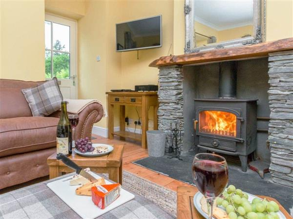 Invertrossachs Estate Cottages - Graces Cottage in Perthshire