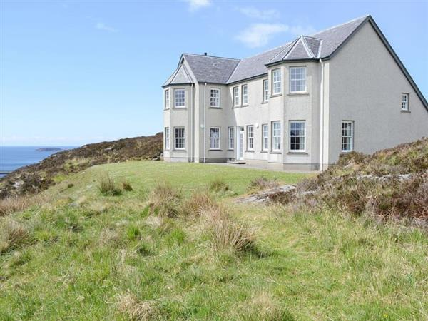 Iolaire Lodge in Lochinver, Sutherland