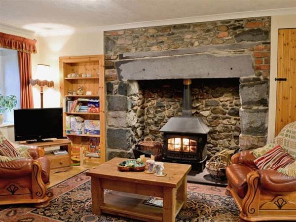 Is-Helen Cottage in Gwynedd