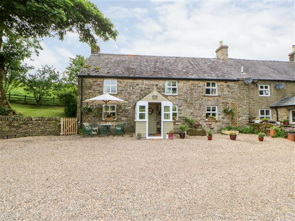 Isaacs Cottage in Northumberland