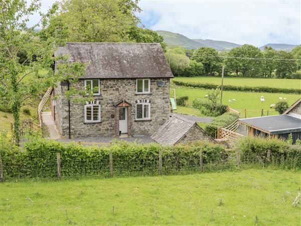 Isfryn in Powys
