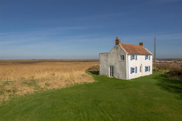 Island House from Norfolk Hideaways