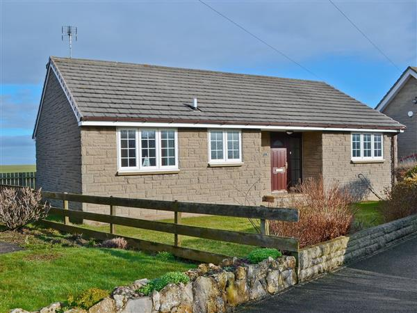 Island View Cottage in Northumberland