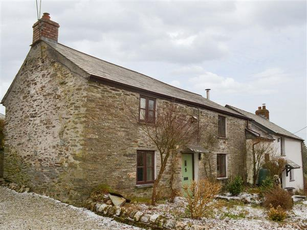 Itchingstone Cottage in Cornwall
