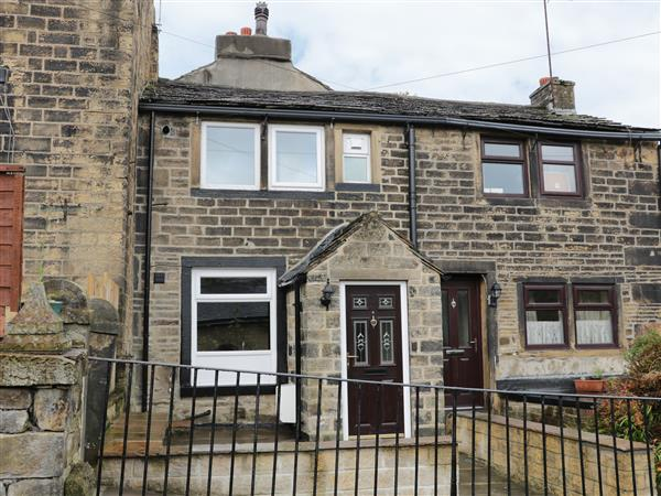 Ivy Bank Cottage in Haworth, West Yorkshire