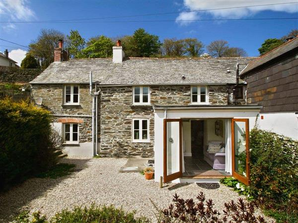 Ivy Cottage in Cornwall