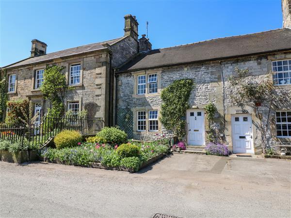 Ivy Cottage in Derbyshire
