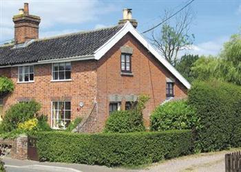 Ivy Cottage in Norfolk