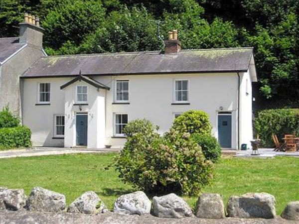 Ivy Cottage in Dyfed
