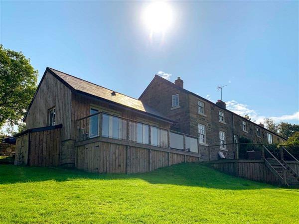 Ivy Cottage in Lancashire