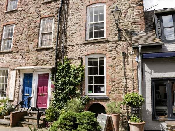 Ivy House in Shropshire
