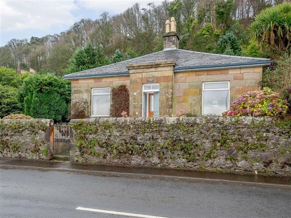 JPS Ascog - Ascogbank Lodge in Rothesay, Isle of Bute