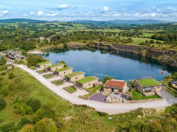 Jackdaw Quarry Retreat in Lancashire