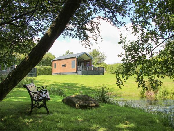 Jacob's Meadow Pod 2 in Powys