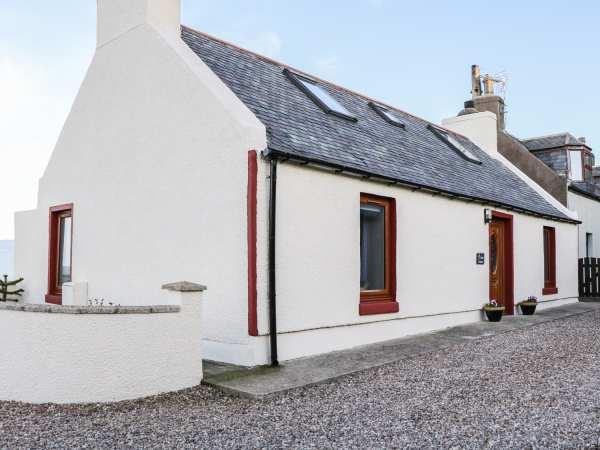 Jade Cottage in Aberdeenshire