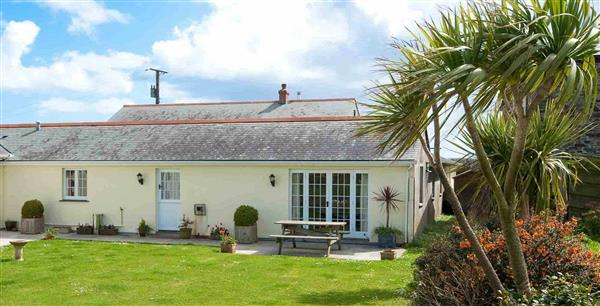 Jago Cottage in Cornwall