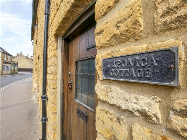 Japonica Cottage in Gloucestershire