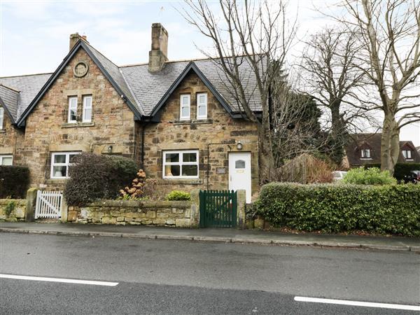 Jasmine Cottage in Northumberland