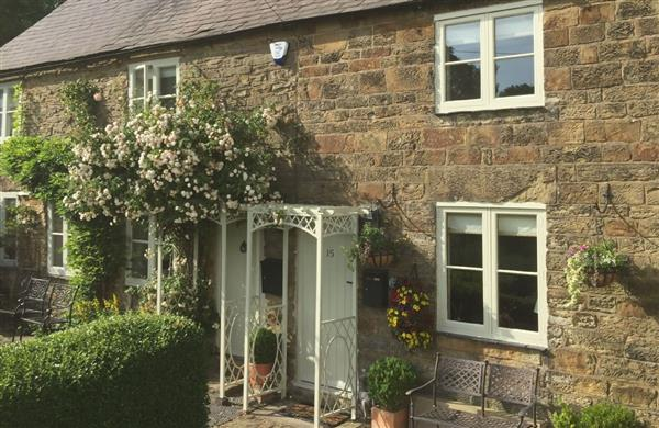 Jasmine Cottage, South Wingfield near Crich