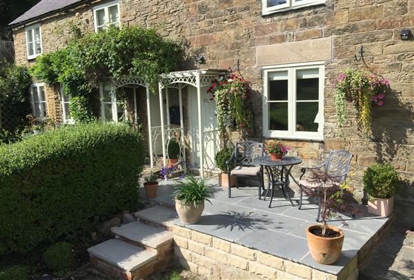 Jasmine Cottage in Derbyshire