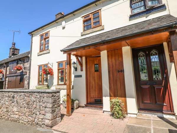 Jasmine Cottage in Staffordshire