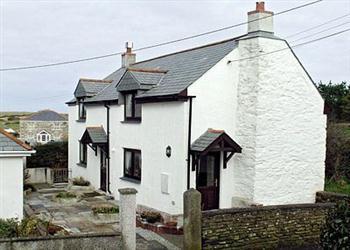 Jasmine Cottage in Cornwall