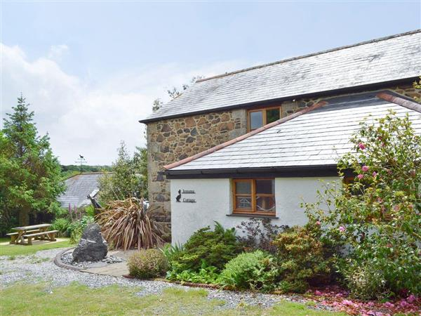 Jemima Cottage in Cornwall